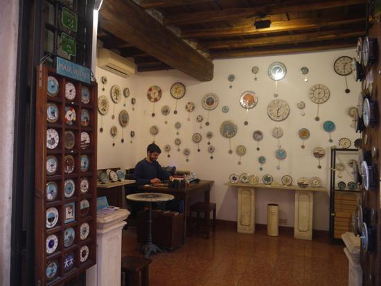 ローマ時計